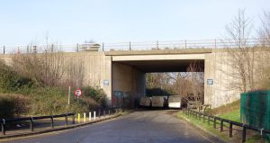 Tunnel under A14